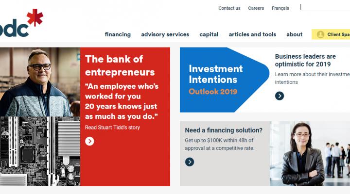 BossTalk: The Business Development Bank of Canada
