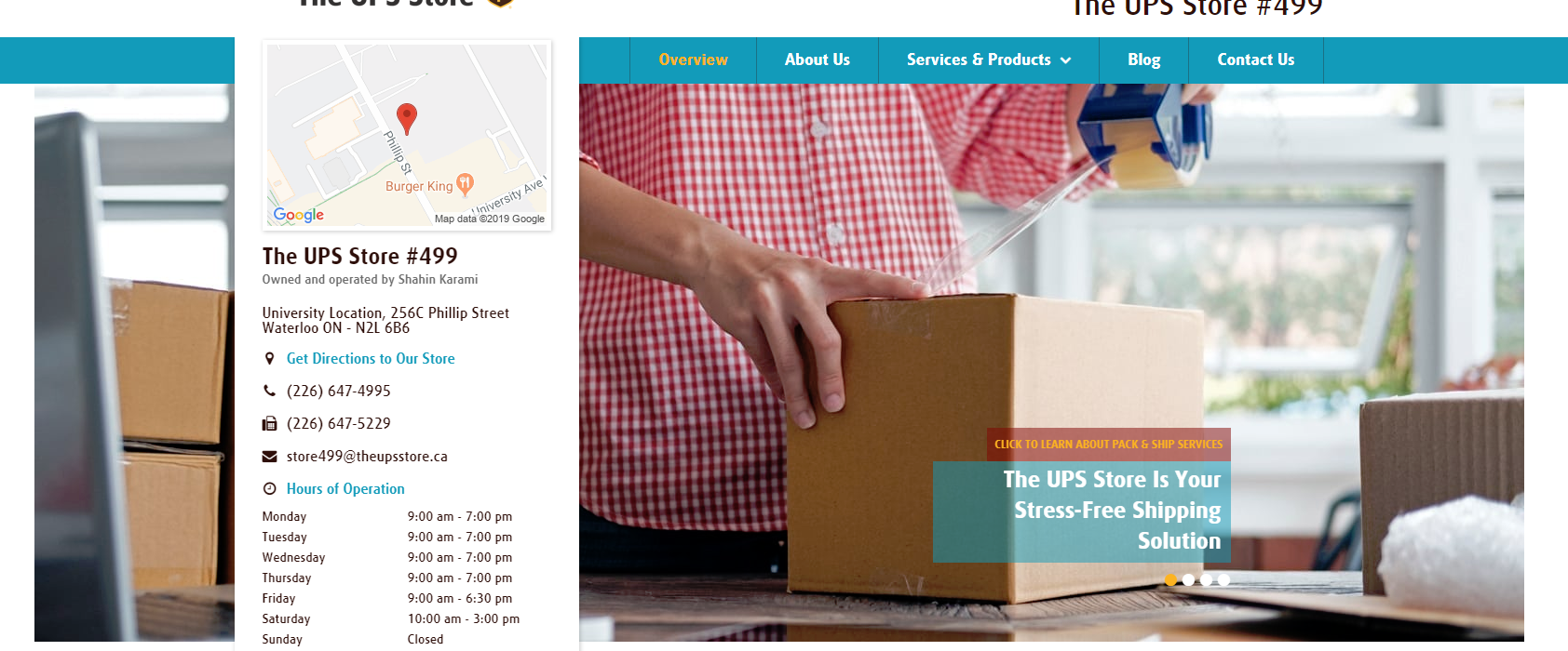 The UPS Store Print & Business Services