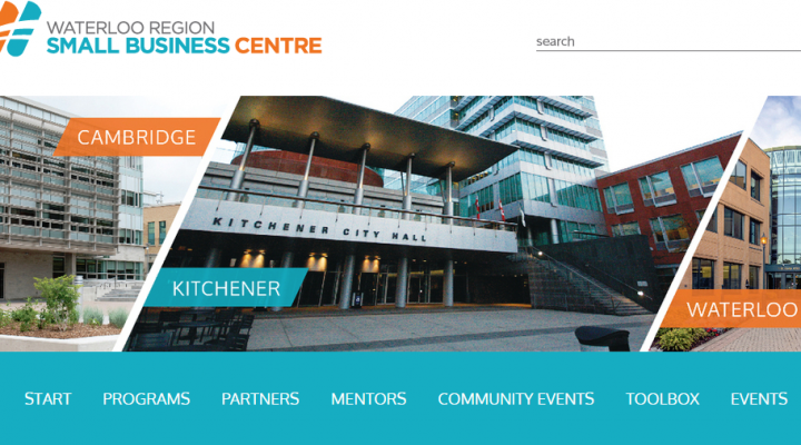 Waterloo Region Small Business Centre